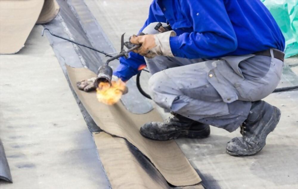 wterproofing and heatproofing