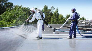 Roof Waterproofing Treatment,